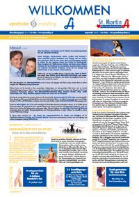ApoMeidlingZeitungWillkommenszeitungSommer2013
